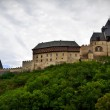 Old castle on the hill — Stock Photo
