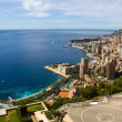 Stock Photo: Monaco. View from the top