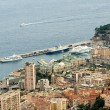 La Condamine, Monaco - port of Monaco - Stock Photo