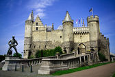 The Steen castle. Antwerpen — Stock Photo