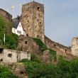 Stok fotoğraf: Old castle on hill
