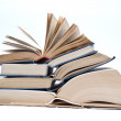Book on the white background — Stock Photo