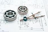 Mechanical engineering — Stock Photo