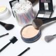 Professional make-up tools — Stock Photo