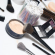 Professional make-up tools — Stock Photo