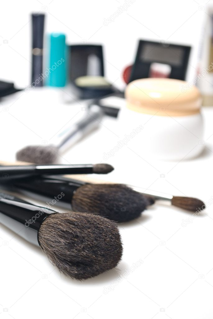  Professional make-up tools  Stock Photo #1169453