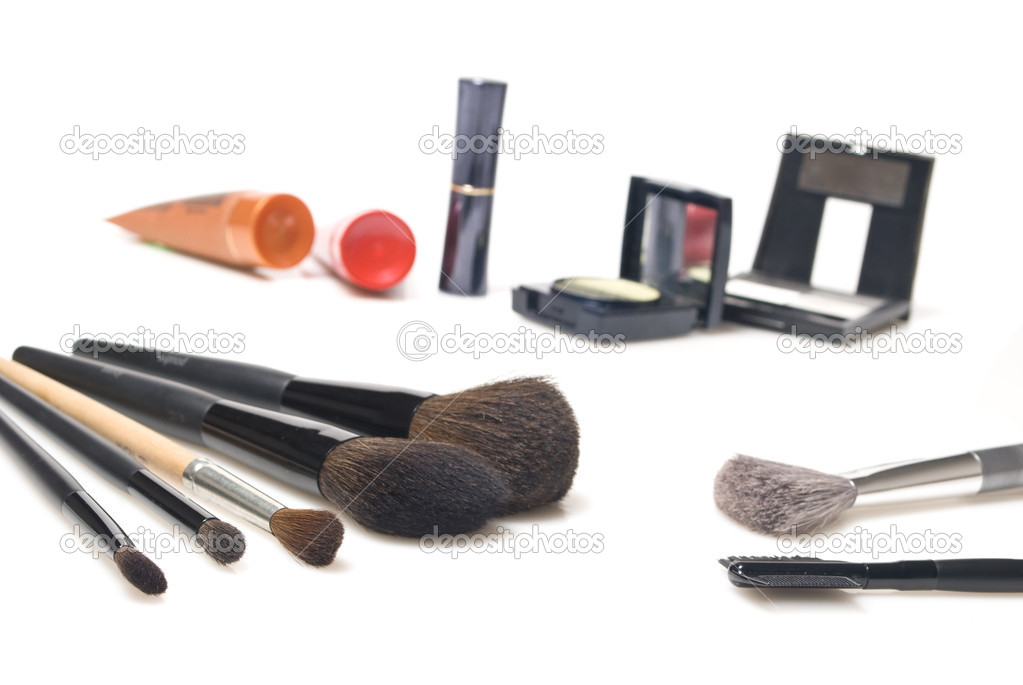 Professional make-up tools — Stock Photo #1169474