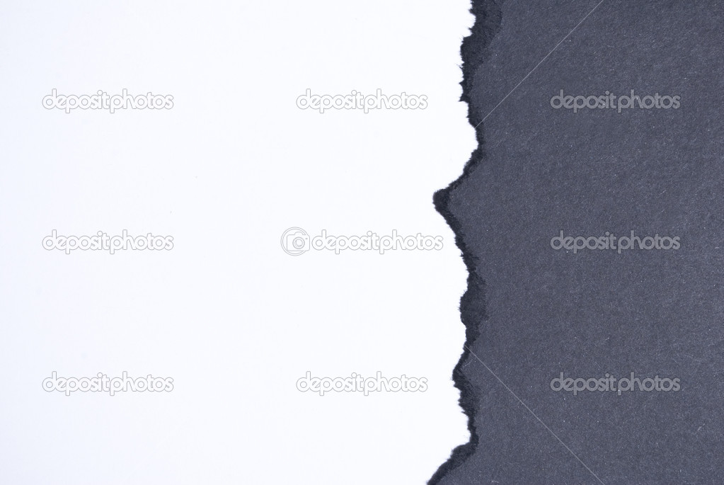 Ripped paper — Stock Photo #1206908