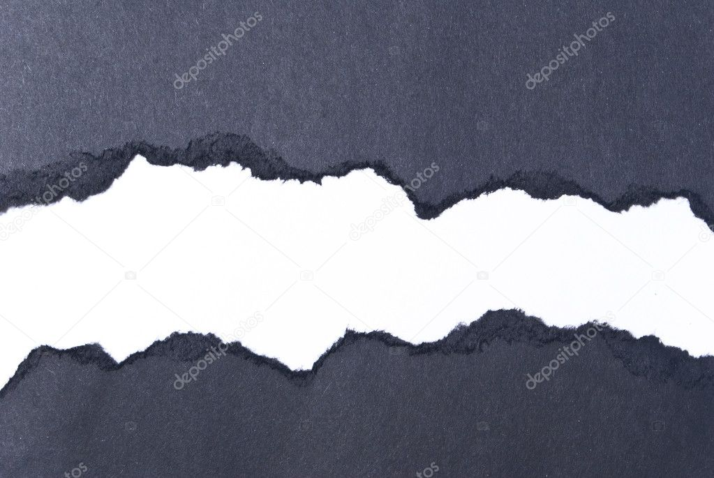 Ripped paper  Stock Photo #1206926