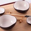Stock Photo: Cookware Japanese cuisine