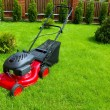 Lawn mower — Stockfoto #1066901
