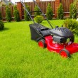 Lawn mower — Stock Photo #1076743
