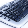 Royalty-Free Stock Photo: Computer keyboard