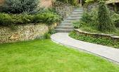 Zahrada — Stock fotografie