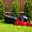 Lawn mower — Stockfoto #1252908