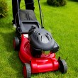 Lawn mower — Stock Photo #1252989
