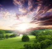 Manzara — Stok fotoğraf