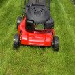 Lawn mower — Stock Photo #2624373