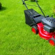Lawn mower — Stock Photo #2625103