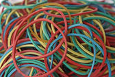Elastic bands for money — Stockfoto