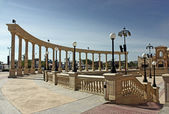 Architektur von Sharm el-sheikh — Stockfoto