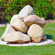Decorative stones - Stock Photo