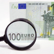 Royalty-Free Stock Photo: Bill 100 EURO