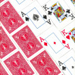 Playing cards — Stock Photo #1178342