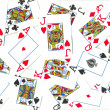 Playing cards — Stock Photo #1178550