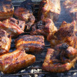Royalty-Free Stock Photo: Meat barbeque