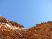 Sheer cliff — Stock Photo