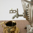 Tefrom samovar. — Stock Photo #1255819
