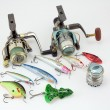 Fishing Tackle — Stock Photo #1291901