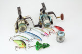 Fishing Tackle — Stock Photo