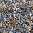 Royalty-Free Stock Photo: Background of small stones