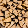 Pile of firewood — Stock Photo #1123622