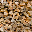 Royalty-Free Stock Photo: Pile of chopped firewood
