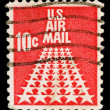 Vintage US postage stamp — Stock Photo #1138199