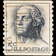 Vintage US postage stamp — Stock Photo #1138334