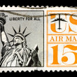 Vintage US postage stamp — Stock Photo #1142202