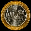 Stock Photo: Jubilee modern russicoin