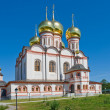 Orthodox church. Iversky monastery — Lizenzfreies Foto
