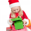 Royalty-Free Stock Photo: Christmas toddler