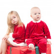 Christmas babies — Stock Photo #1080025