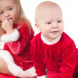Christmas babies — Stock Photo #1097506