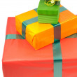 Present boxes — Stock Photo #1118133