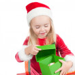 Christmas toddler — Stock Photo #1118167