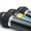 Dynamic microphones — Stock Photo #1105263