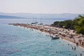 The island Brac. Croatia — Stock Photo