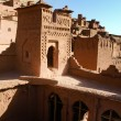 Royalty-Free Stock Photo: The Kasbah Ait ben haddou in Morocco